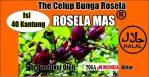 Teh celup bunga rosela isi 40 kantung teh
