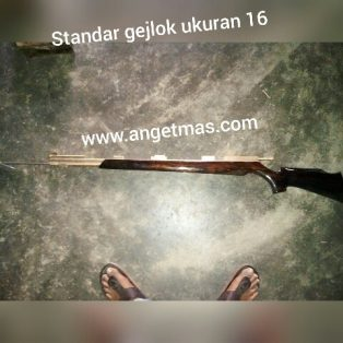 Senapan Angin Model AK