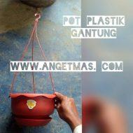 Pot Plastik Gantung Berkualitas