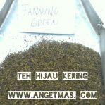 teh hijau kering