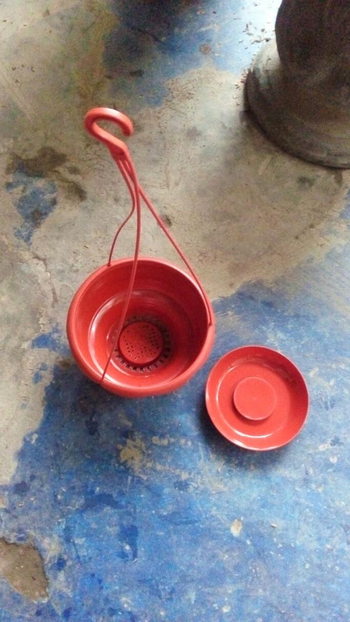Pot plastik gantung