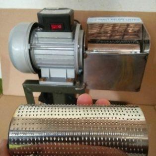 Sparepat roll mata parut listrik ukuran 11,5cm untuk kotak 12cm